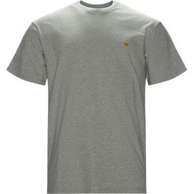 S/S Chase T-Shirt Regular | S/S Chase T-Shirt | Grå